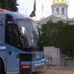 Honk If You See Heritage's Bus Tour on the Road This Summer
