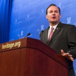 Mike Lee at Heritage: To Succeed in the Future, Conservatives Should Focus on Ideas