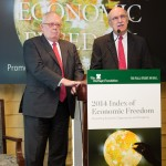 The 2014 Index of Economic Freedom Hong Kong Launch Was a Success