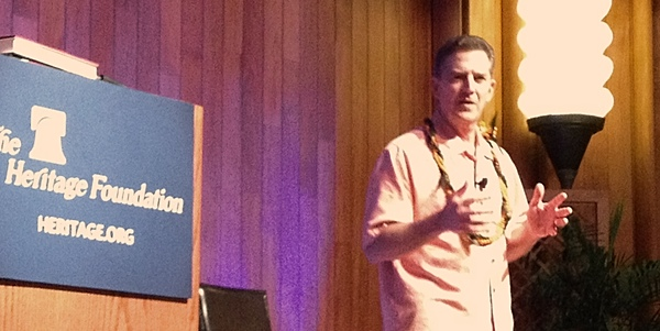 Ryan Anderson and Jim DeMint Promote Religious Liberty in Hawaii