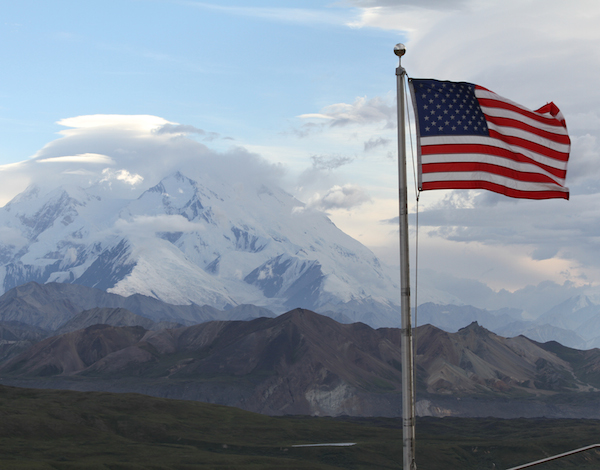 Denali National Park, Alaska. Photo: Sandy Seaman