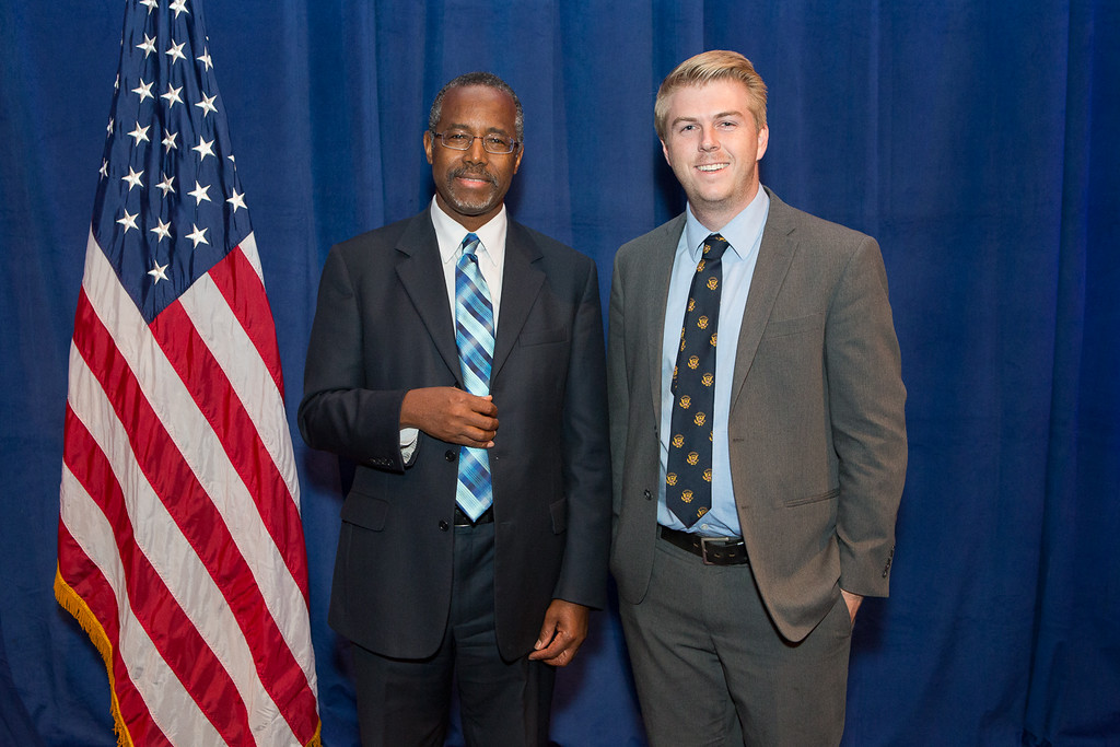 I Met Ben Carson, Now a Potential Presidential Candidate, at a Heritage Event