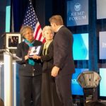 Heritage Honors Jack Kemp with Clare Boothe Luce Award
