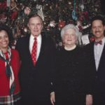 Honoring President Bush and his years of service
