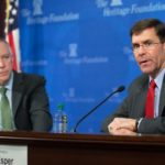 Former Heritage Chief of Staff to Serve as Acting Secretary of Defense
